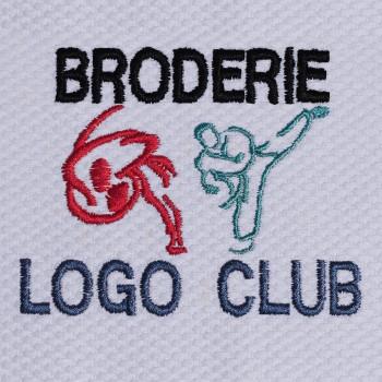 BRODERIE LOGO CLUB