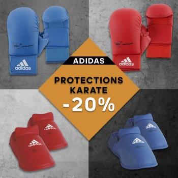 Pack Protections karaté N°I