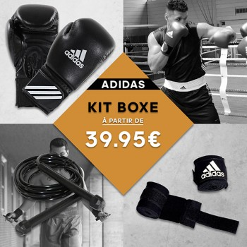 Kit boxe speed  2 adidas