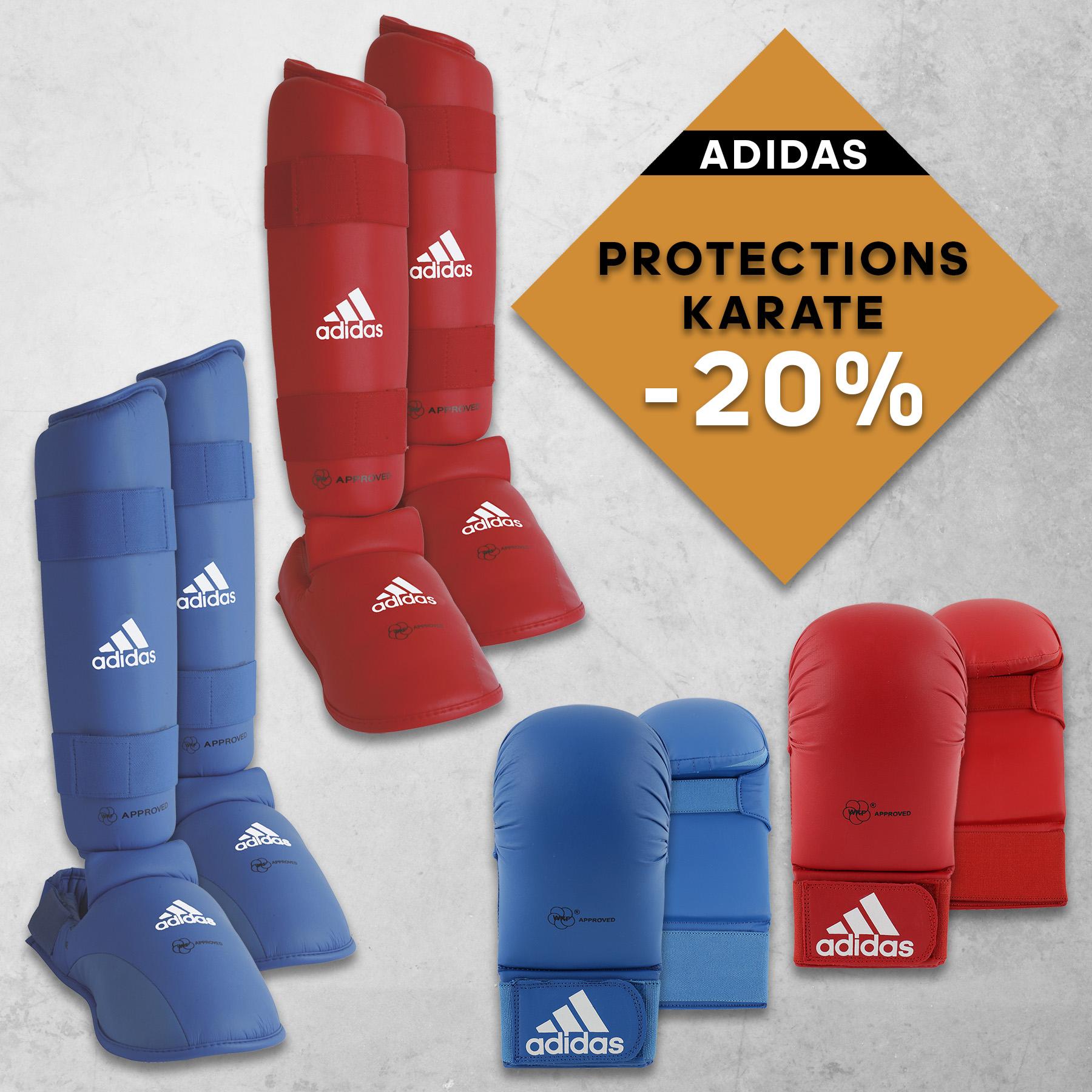 Pack protections karaté N°II