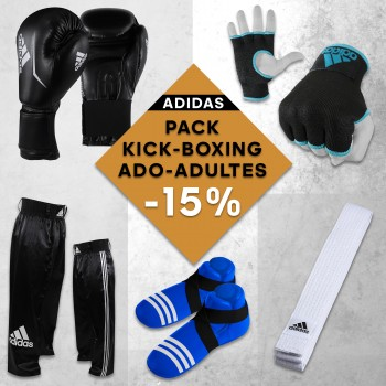 Pack KICK-BOXING ADO-ADULTE