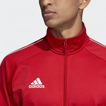 Veste de survêtement Slim rouge adidas