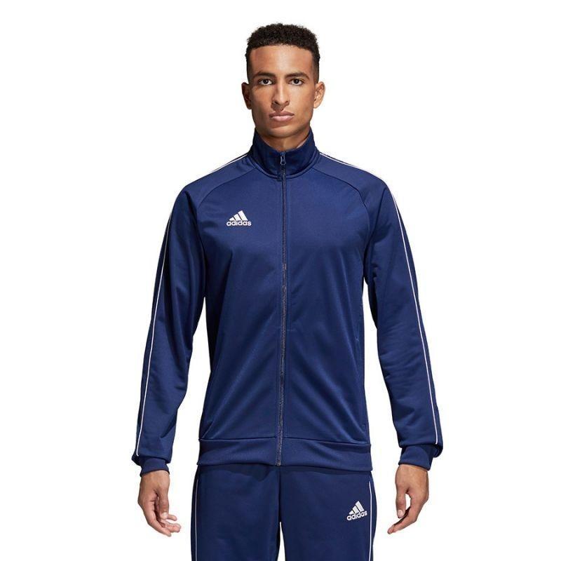 Boutique Du La Adidas Slim Veste De Survêtement Bleu Combat UpYqp4Bw a228f43690a