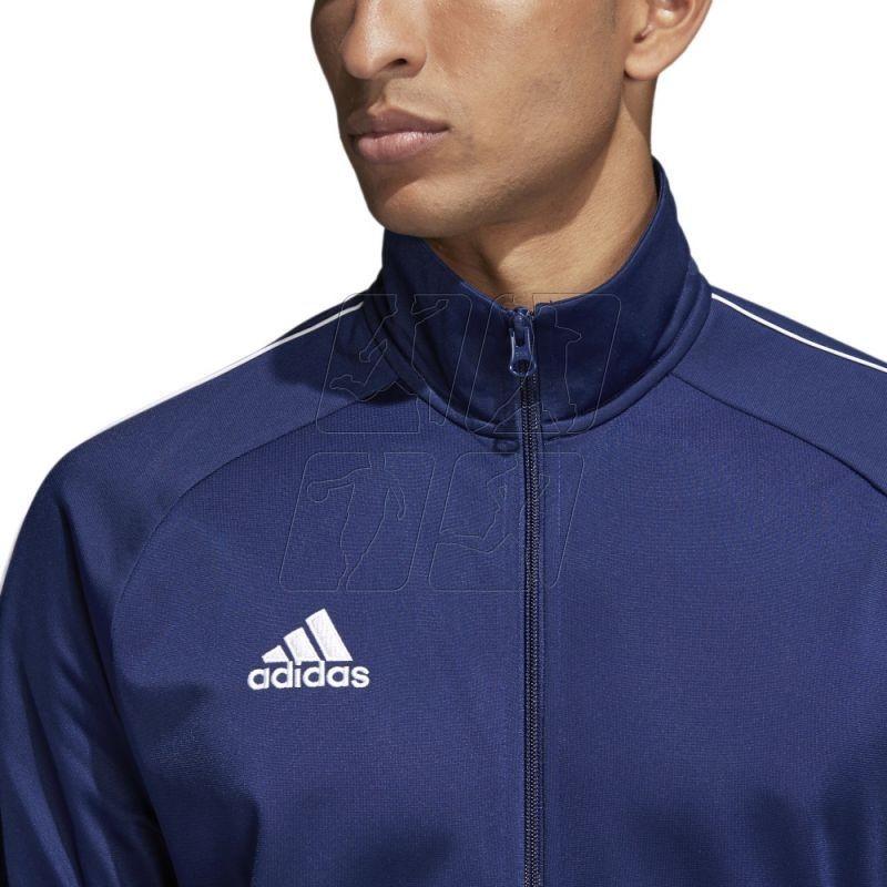 De Slim Survêtement Du Combat La Boutique Veste Adidas Bleu dETCwxdBq 13fa8f71686