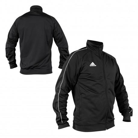 veste noire adidas