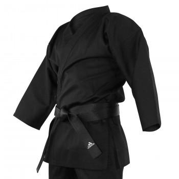 Kimono karaté noir BUSHIDO adidas K240B