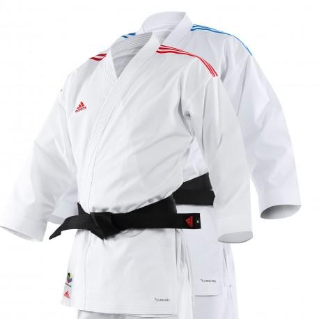 Kimono karaté REVOFLEX Bandes adidas K190SKSMU