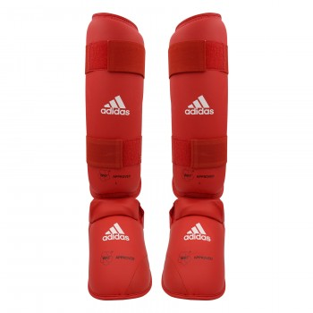 Protège tibia et pieds  WKF adidas