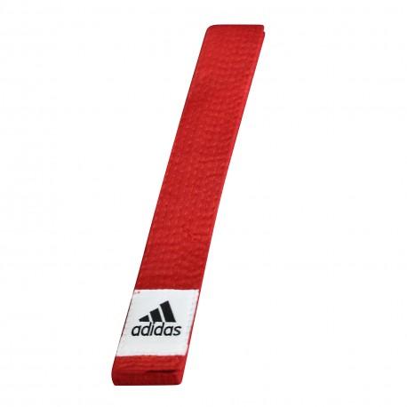 Sur ceinture rouge