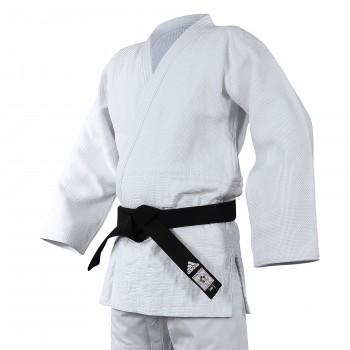 "kimono de judo blanc ou bleu ""MADE IN JAPAN"" IJF adidas"