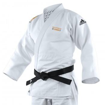 Kimono de judo Millenium Coeur + Epaule adidas