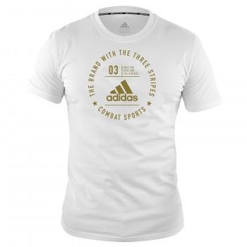 Tee Shirt adidas Combat Sports