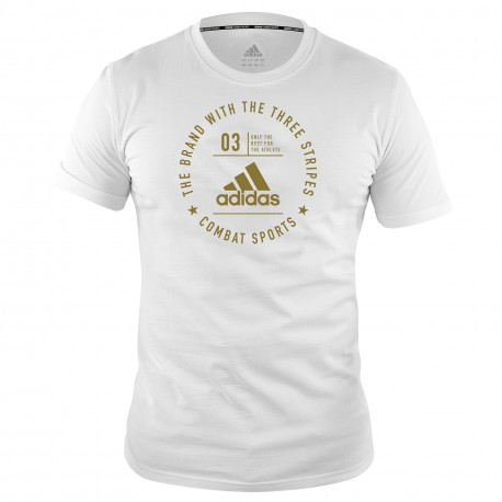 T-Shirt adidas Combat Sports