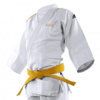 Kimono de judo CLUB Coeur + Epaule adidas