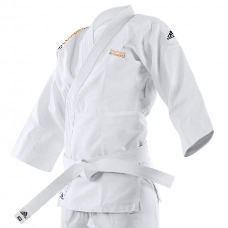 Kimono judo EVOLUTION Coeur + Epaule adidas