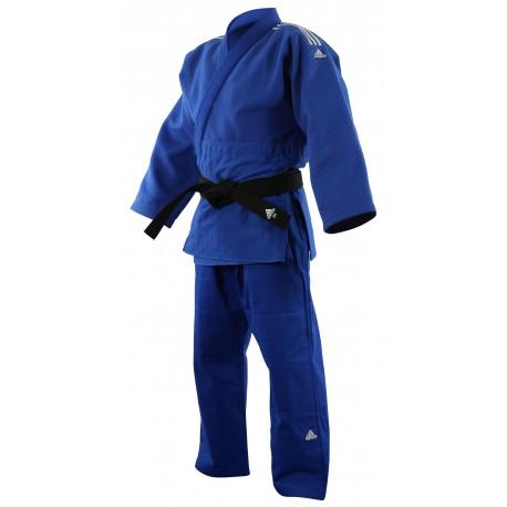 Kimono de judo MILLENIUM bleu adidas J990