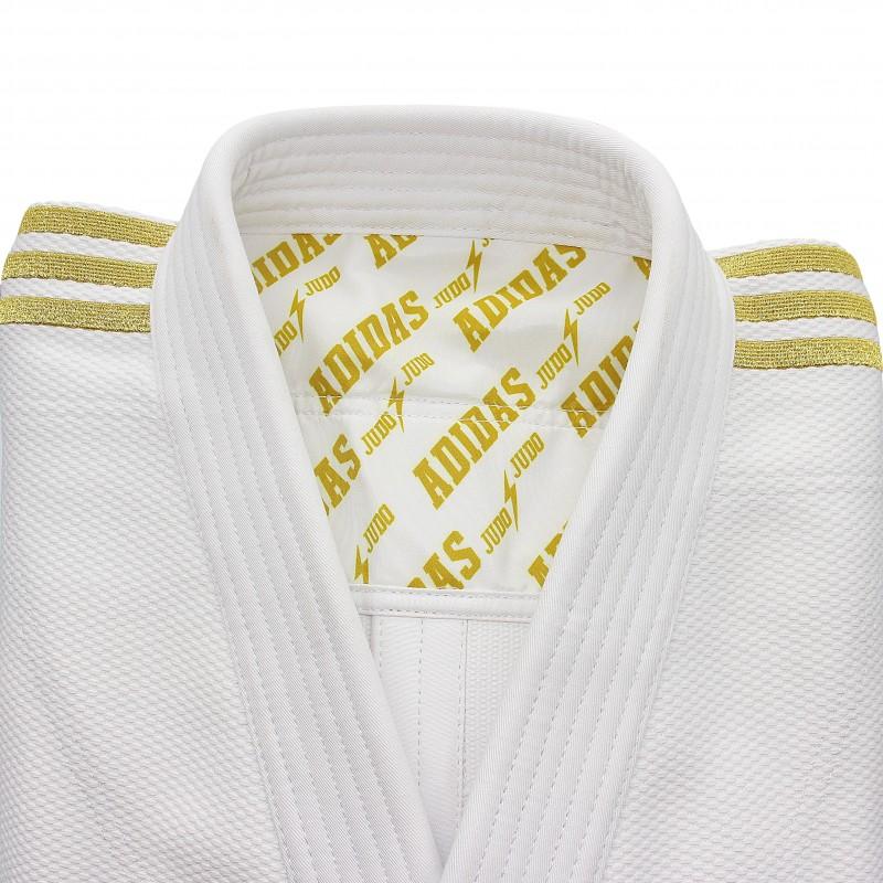 fuegos artificiales Materialismo Arcaico  Kimono de judo J690 Quest adidas sur boutique-du-combat.com