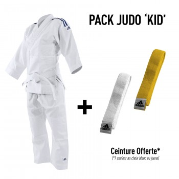 PACK Judo Poussin