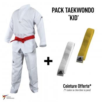 PACK TAEKWONDO KID
